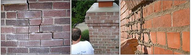 Masonry Restoration Montgomery County PA Chimney Repair
